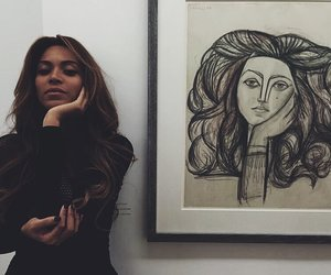 beyoncé, art, and Queen image