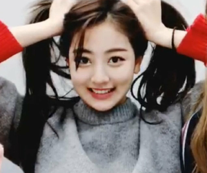 twice, jihyo, and park jihyo image