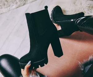 beautiful, boots, and outfits image