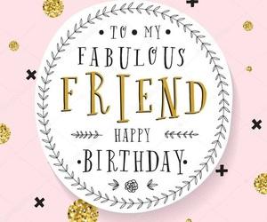 birthday, wishing, and fabulous image
