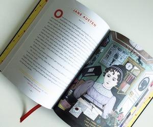 austen, book, and feminism image