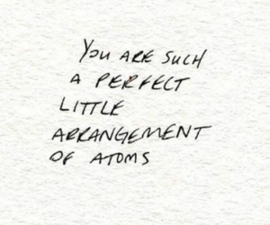 quotes, atoms, and science image