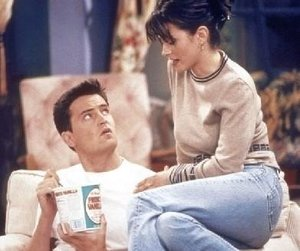 chandler, serie, and bing image