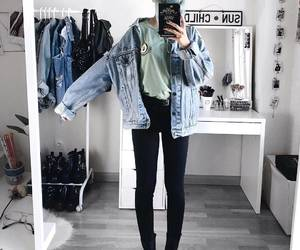 blue, picture ideas, and outfit idea image