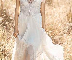 beauty, beautiful, and bride image