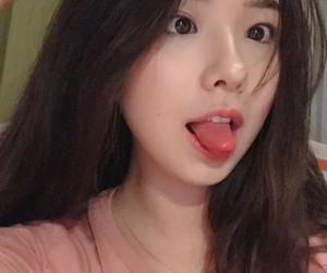 ulzzang, cowsel, and aesthetic image
