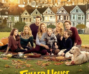 tv series, netflix, and fuller house image