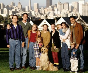 full house, series, and tv show image
