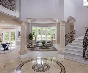 architecture, interior, and luxury image