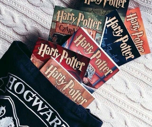 books, harry potter, and fantastic image
