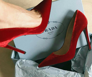 shoes, Prada, and fashion image