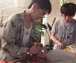 dean and kwon hyuk image