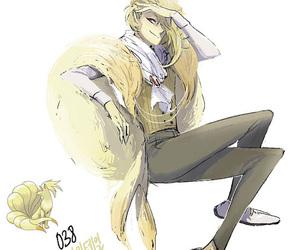 fanart, pokemon, and gijinka image