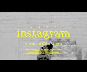 dean, instagram, and krnb image