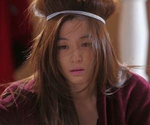 reaction and jun ji hyun image