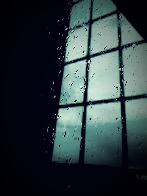rainy day image