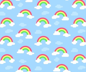 Papel de parede arco-íris 🌈