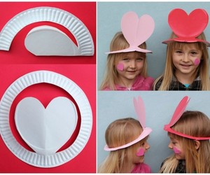 crafts for kids and valentine'sday image