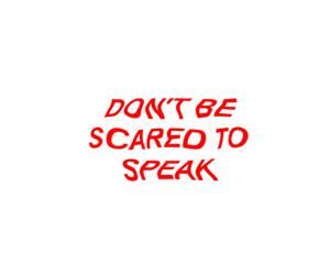 header, red, and quotes image