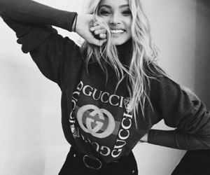 gucci, fashion, and elsa hosk image