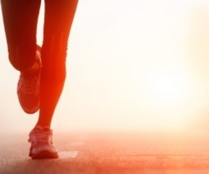 running and sport image