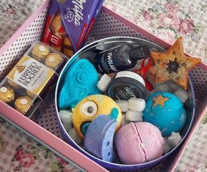 bath, cosmetics, and gift image