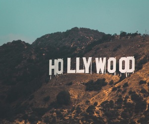 california, explore, and hollywood image