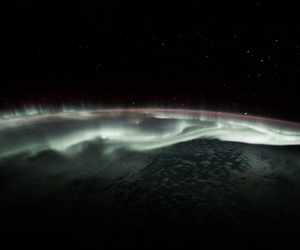 aurora, borealis, and light image