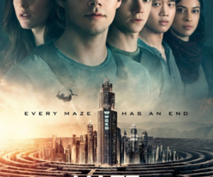 thomas, the maze runner, and maze runner image