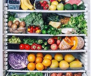 healthy, fruit, and vegan image