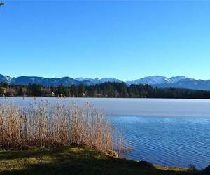 bavaria, see, and spring image