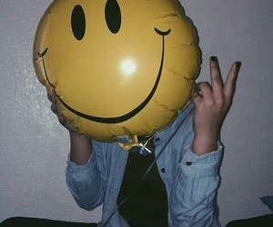80s, grunge, and smile image