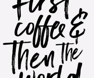 coffee, girl power, and life image