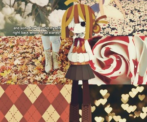 aesthetic, alice in wonderland, and creepy cute image