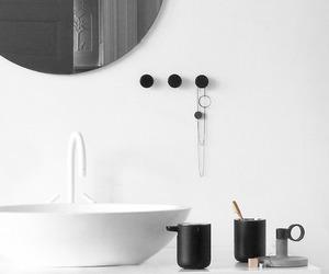 bathroom, interior, and minimal image