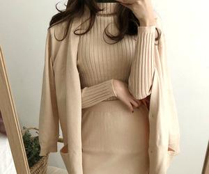 asian fashion, clothing, and kfashion image