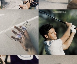 wallpaper, white, and niall horan image