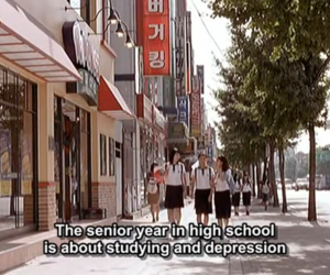 depression, high school, and madness image