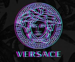 trippy and Versace image