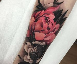 floral, Tattoo Designs, and tattoo ideas image