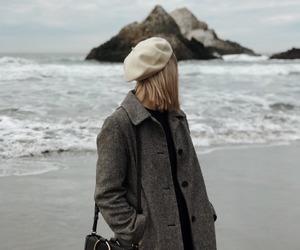 beach, bob, and fashion image