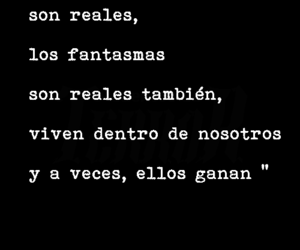 frases, Stephen King, and monsters image