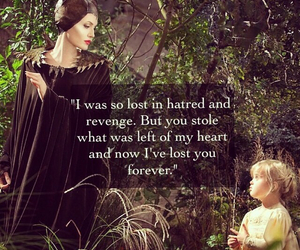 maleficent, disney, and quotes image