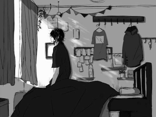 boy, manga, and anime image