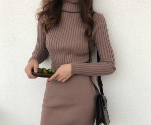 asian fashion, casual, and kfashion image
