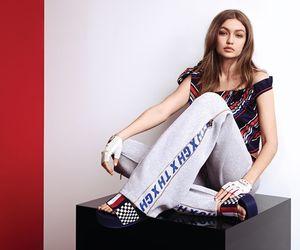 fashion, model, and gigi image