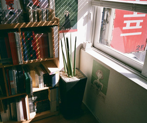 analog, books, and bookstore image