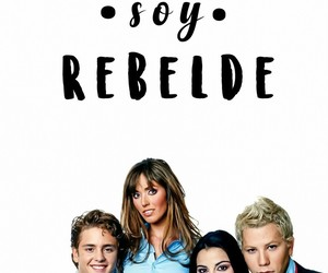 background, dulce maria, and RBD image