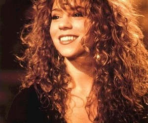 Mariah Carey and 90s image