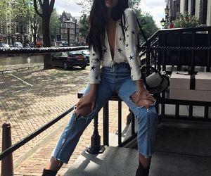 fashion, cindy kimberly, and model image